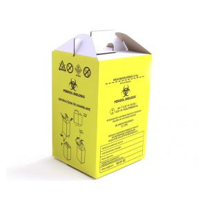 Cutii pentru incinerarea deseurilor medicale